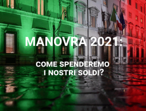 Manovra 2021: come spenderemo i nostri soldi?